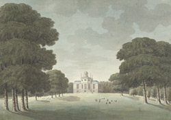 The Royal Observatory in Richmond Garden